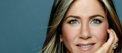 Jennifer Aniston, la actriz de 45 años
