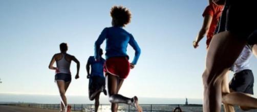 Portugueses correm cada vez mais