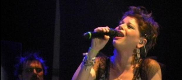 Alessandra Amoroso in tour (Foto: Lauretta1985cr)