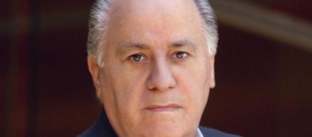 Amancio Ortega, el conocido fundador de Inditex