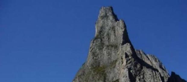 El Toro, le massif où est décédé Janosch Sedlacek