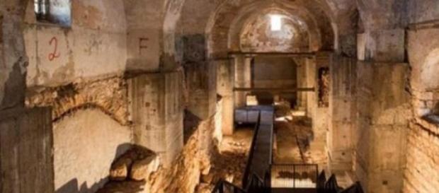 Il luogo scoperto dagli archeologi