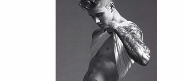 Justin Bieber se hace modelo de Calvin Klein