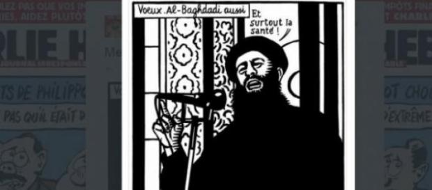 La caricatura antes del atentado en París