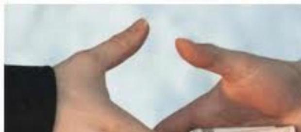 La economía del mano a mano