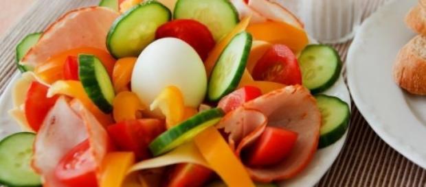 Las ensaladas, una buena idea para iniciar