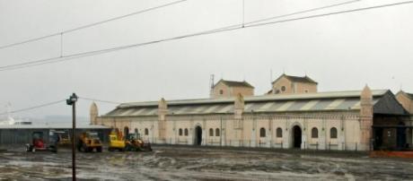 Terminal de Contentores do Porto no Barreiro
