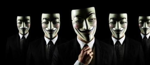 Anonymous soutient Charlie Hebdo