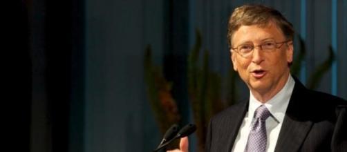 Bill Gates inventa máquina revolucionária