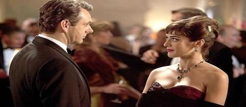 Ian Somerhalder y Nina Dobrev de Vampire Diaries
