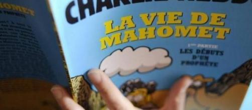 La publicación satírica 'Charlie Hebdo'