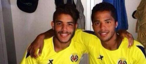 Los hermanos Dos Santos jugaron de titulares