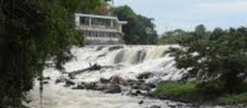 Salto do rio Piracicaba, ponto turístico da cidade