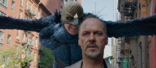 """Un momento de la película """"Birdman"""""""