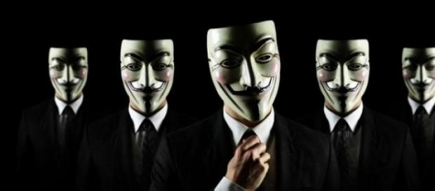 Anonymous soutient Charlie Hebdo