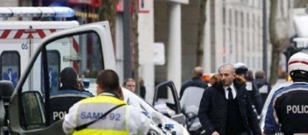 Atentado terrorista contar Charlie Hebdo