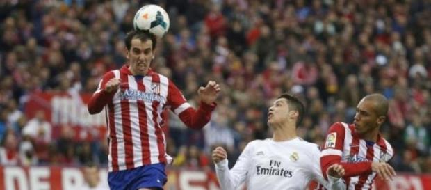 Atlético de Madrid-Real Madrid.