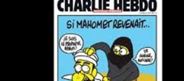 Caricaturas publicadas en 'Charlie Hebdo'