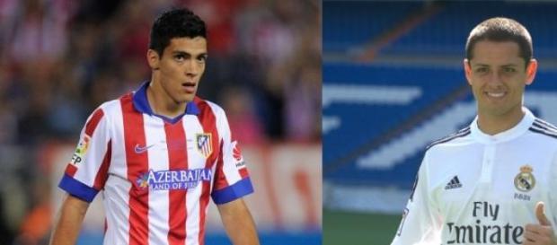 Jiménez y Chicharito no echaron la Copa!