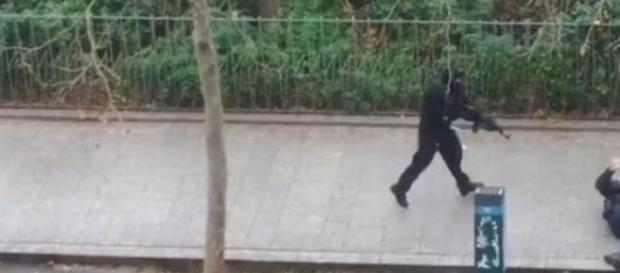 Le immagini dell'attentato di Parigi.