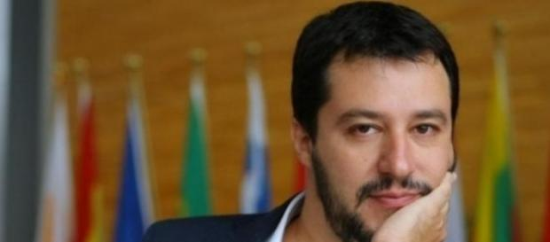 Matteo Salvini molto richiesto dalla Tv