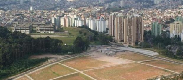 Obras do cemitério em Pirituba paralisadas