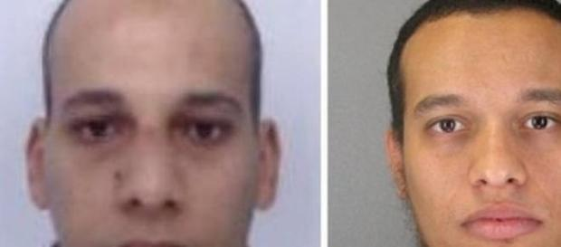 Suspects in the Charlie Hebda shooting, Kouachi.