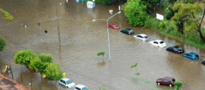 Muitos perderam seus carros