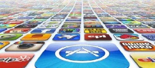 Apple y su sitio web App Store