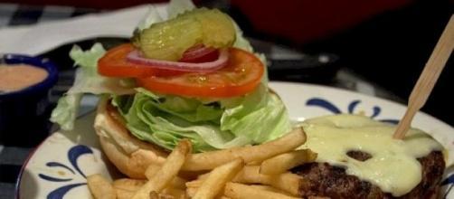 Con la 'fast food' se pone en peligro la salud