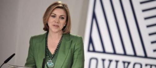 Dolores Cospedal. Presidenta de Castilla-La Mancha