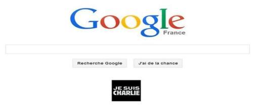 Google contribuye con Charlie Hebdo