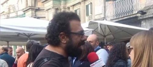 Il Segretario Nazionale di MPN Valerio Arenare