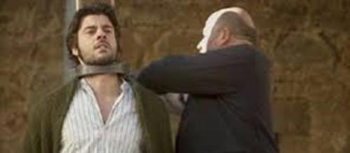 Il Segreto: esecuzione di gonzalo.