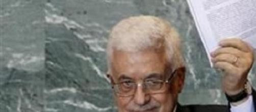 Mahmoud Abbès - Président de la Palestine