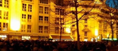 Montpellier mercredi soir......