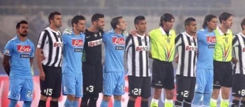 Napoli-Juventus info streaming live