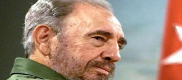 Fidel Castro Rivoluzionario Politico Cubano