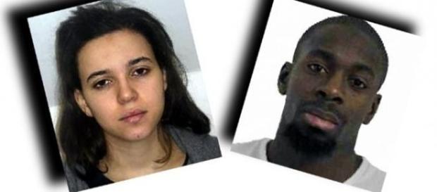 Hayat e Amedy (Foto: Reprodução)