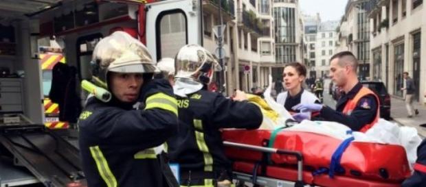 incidentele se țin lant la redacțiile din Franța