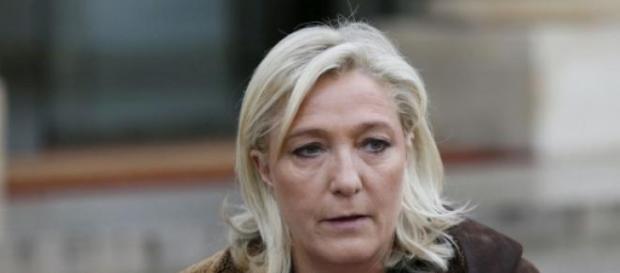 Le Pen, Presidente da Frente Nacional