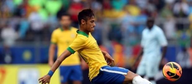 Neybosta futebosta do Brasil
