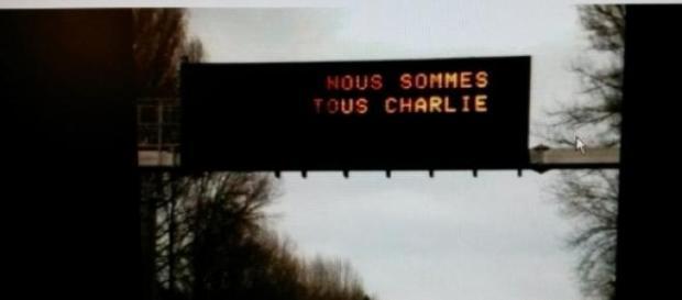Nous sommes tous Charlie !