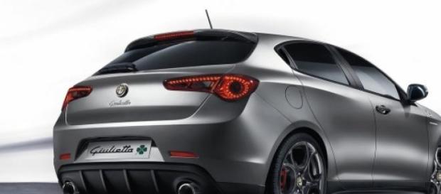 Novit Auto E Motori Alfa Romeo Giulietta Sprint Dopo Litalia