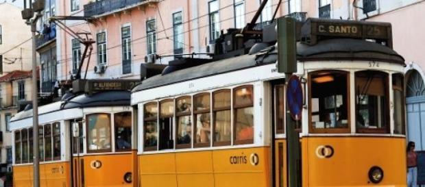 Os carteiristas preferem os  transportes públicos