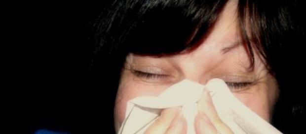 Resfriado producido por rinovirus