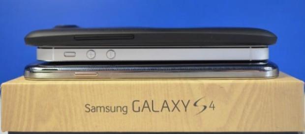 Smartphones de la compañía Samsung
