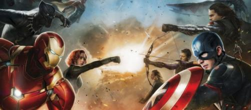 'Captain America: Civil War' se estrena en mayo