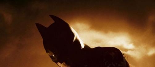 Imagen del cartel de Batman Begins
