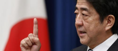 Shinzo Abe - primo ministro giapponese